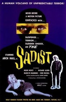 The Sadist movie