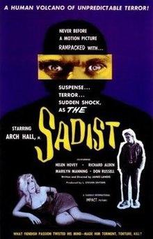The Sadist movie