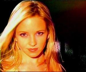 Sarah Roberts - Justis Bolding as Sarah Roberts