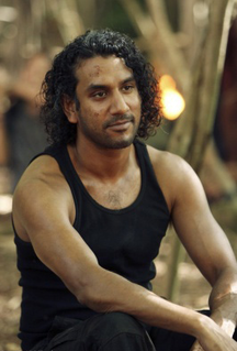Sayid Jarrah Fictional character of the TV series Lost