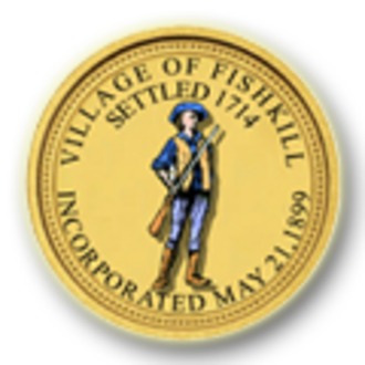 Fishkill, New York - Image: Seal of the Village of Fishkill, New York