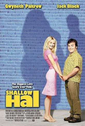 Shallow Hal - Theatrical film poster