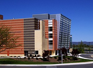 Shippensburg University of Pennsylvania - H. Ric Luhrs Performing Arts Center was completed in Fall of 2005.