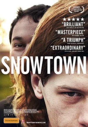 Snowtown (film) - Theatrical release poster