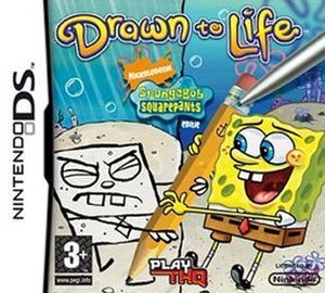 Drawn to Life: SpongeBob SquarePants Edition - Image: Sponge Bob Square Pants
