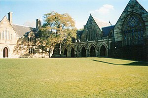 St Paul's College, University of Sydney - Image: St pauls usyd 1