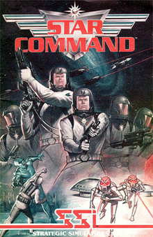 Star command game