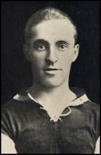 Syd Puddefoot - Puddefoot as a West Ham United player