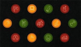 "Take Off Your Pants and Jacket - Each icon represents a song title; icon three is a condom, humorously representing the album's third track, ""First Date""."