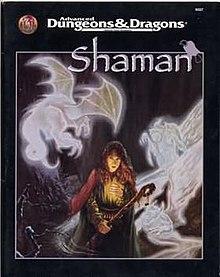 Shaman (character class) - WikiVisually