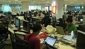 A View of ThoughtWorks Bangalore