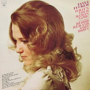 What's Your Mama's Name - Image: Tanya Tucker Whats Your Mamas Name