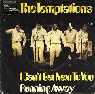 I Can't Get Next to You - Image: Tempts cant get next 1969