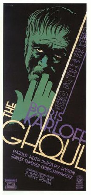 The Ghoul (1933 film) - Image: The Ghoul Poster