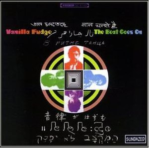The Beat Goes On (Vanilla Fudge album) - Image: The Beat Goes On (Vanilla Fudge album) coverart