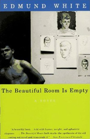 The Beautiful Room Is Empty - Cover of the Vintage Books edition