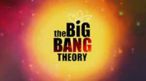 The Big Bang Theory - Image: The Big Bang Theory (Official Title Card)