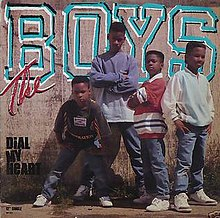 The Boys-Dial My Heart.jpg