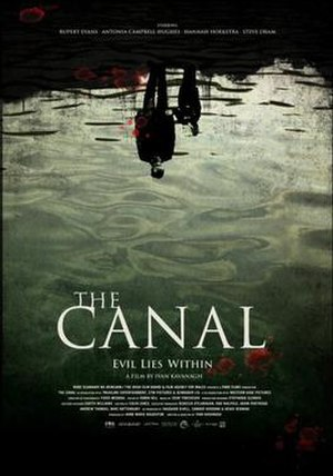 The Canal (2014 film) - Official film poster