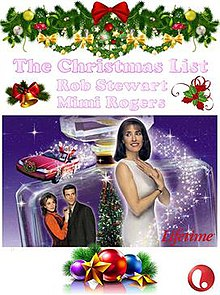 A Dream Of Christmas Cast.The Christmas List Wikipedia
