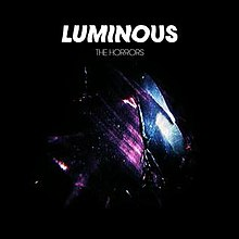 The Horrors - Luminous album front cover artjpg