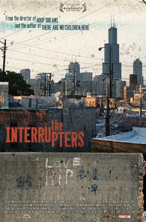 The Interrupters - Image: The Interrupters Film Poster
