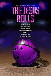 <i>The Jesus Rolls</i> 2019 film directed by John Turturro
