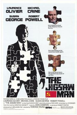 The Jigsaw Man (film) - Image: The Jigsaw Man (film)