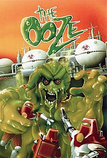 <i>The Ooze</i> 1995 video game