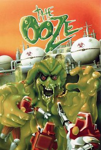 The Ooze - Image: The Ooze Cover art