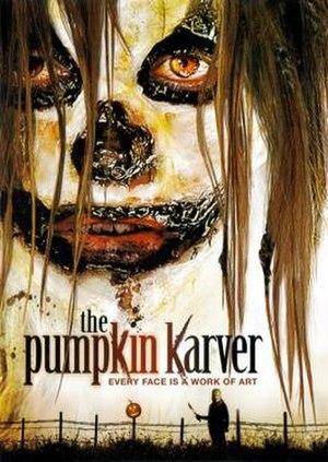 The Pumpkin Karver - Official poster for The Pumpkin Karver