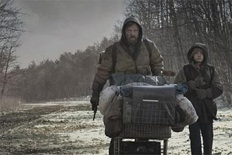 The Road (2009 film) - Filmmakers sought bleak scenery for the backdrop of post-apocalyptic United States.