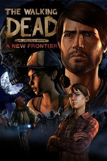 <i>The Walking Dead: A New Frontier</i>