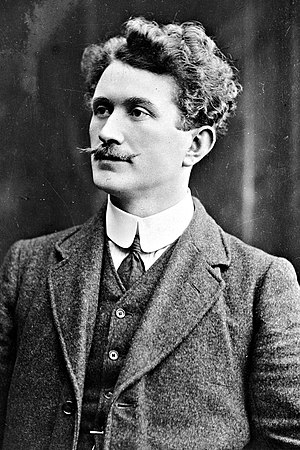 Thomas Ashe - Image: Thomas Ashe portrait photograph