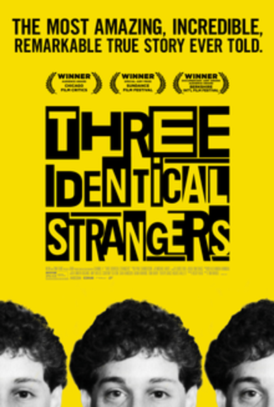 Picture of a movie: Three Identical Strangers