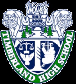 Timberland High School (Missouri) - Image: Timberland High School Logo