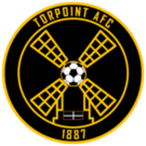 Torpoint Athletic F.C. - Image: Torpoint Athletic F.C. logo