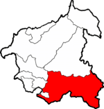 Municipality of Totonicapán within the Department of Totonicapán