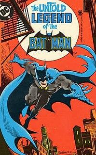 <i>The Untold Legend of the Batman</i>