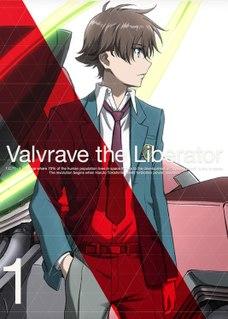 <i>Valvrave the Liberator</i>