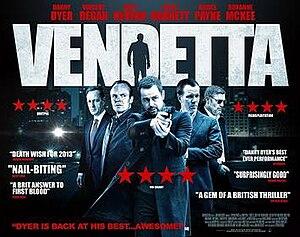 Vendetta (2013 film) - Image: Vendetta (2013 film)
