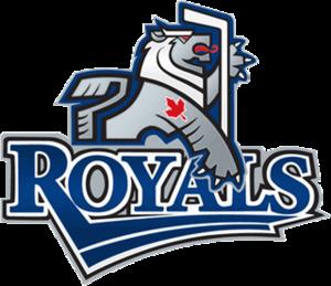 Victoria Royals - Image: Victoria Royals