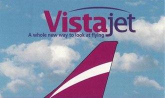 Vistajet - Image: Vistajet Logo