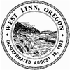 Official seal of West Linn