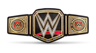 Championship created and promoted by the American professional wrestling promotion WWE