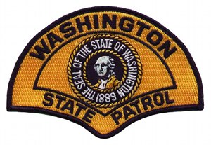 Washington State Patrol - Image: Washington State Patrol patch