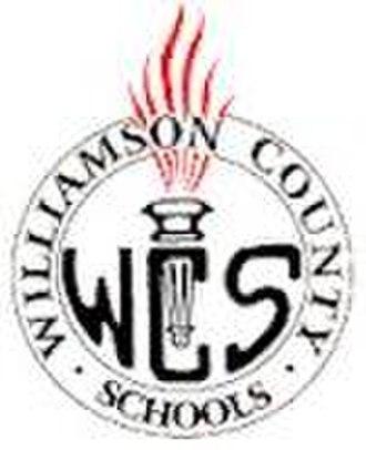 Williamson County Schools - Image: Wcslogo