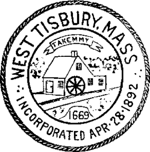 West Tisbury, Massachusetts - Image: West Tisbury Seal