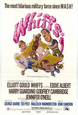 Whiffs - Image: Whiffs movie poster 1975