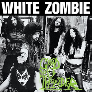 God of Thunder (EP) - Image: White Zombie God of Thunder 1